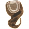 Top Piece Human Hair 12""